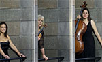 Sutherland Trio : Time Present & Time Past