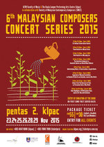 6th UiTM Malaysian Composers' Series: Snapshots of Musical Creativity