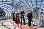 "Flinders Quartet ""The Lonely Planet"""