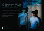 argo presents: MEDITATIONS