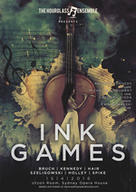 Ink Games - contemporary chamber music