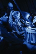 SIMA presents Winter Jazz: Sandy Evans' Kapture with special support by Tony Gorman & Bobby Singh