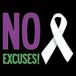 NO EXCUSES! Singing out against domestic violence
