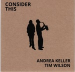 Andrea Keller & Tim Wilson Duo **CD Launch