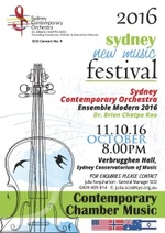 Contemporary Chamber Music