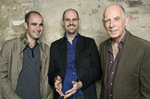 The Mike Nock Trio with George Garzone (USA)