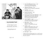 DAWN OF THE MOUNTAIN FOREST - Guihangtar CD Launch Concert
