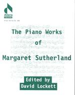 piano works of Margaret Sutherland