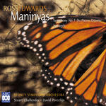 Ross Edwards orchestral works