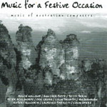 Music for a festive occasion
