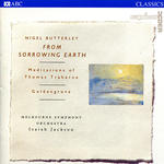 From sorrowing earth