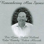 Remembering Alan Spence