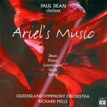 Ariel's music.