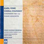 Choral symphony ; Symphony no. 4.2 ; Piano concerto