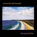 Harmonies in blue