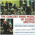 concert band music of George Dreyfus