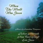 When the world was green