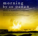 Morning by an ocean