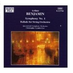 Symphony no. 1 ; Ballade for string orchestra