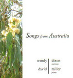 Songs from Australia