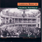 Classical music of colonial Australia.