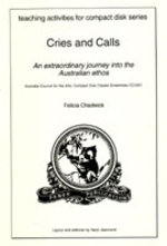 Cries and calls : an extraordinary journey into the Australian ethos / Felicia Chadwick.default/product?slug=cries-and-calls-an-extraordinary-journey-into-the-australian-ethos