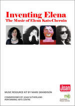 Inventing Elena : the music of Elena Kats-Chernin / music resource kit by Mark Grandisondefault/product?slug=inventing-elena-the-music-of-elena-kats-chernin