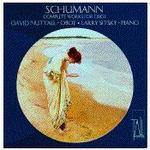 Schumann Works for Oboe