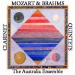 Mozart and Brahms: The Clarinet Quintets