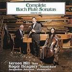 Complete Bach Flute Sonatas, Volume 1