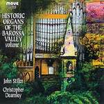 Historic Organs of the Barossa Valley, Volume 1