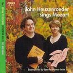 John Heuzenroeder sings Mozart
