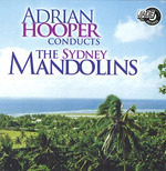 Adrian Hooper conducts the Sydney Mandolins