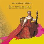 Lady sings the viol