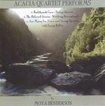 Acacia Quartet performs