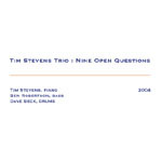 Nine open questions