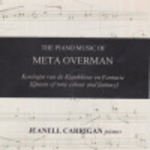 piano music of Meta Overman