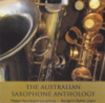Australian saxophone anthology