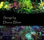 Songs by Diana Blom.