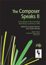 composer speaks II