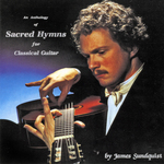 Anthology of Sacred Hymns for Classical Guitar