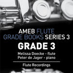 Flute Exam Pieces: AMEB Grade 3 (Series 3)