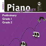 Piano for Leisure, Series 3: Preliminary, Grade 1 & Grade 2