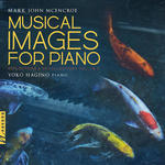 Musical images for piano