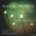 Nan Schwartz and Brenton Broadstock