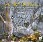 Women of Note : A Century of Australian Composers, Volume 2.default/product?slug=women-of-note-a-century-of-australian-composers-volume-2