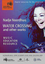 Nadje Noordhuis: 'Water Crossing' and other works