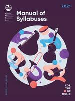 AMEB 2021 Manual of Syllabuses (book)