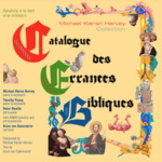 Catalogue des Errances Bibliques : symphony in no need of an orchestra / composed by Michael Kieran Harvey ; text by Arjun von Caemmerer ; performed by Michael Kieran Harvey, Timothy Young, Peter Neville, with ANAM pianists and percussionists, and Arjun von Caemmerer narrator.default/product?slug=catalogue-des-errances-bibliques-symphony-in-no-need-of-an-orchestra