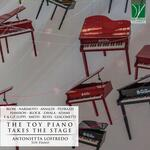 Toy Piano Takes the Stage